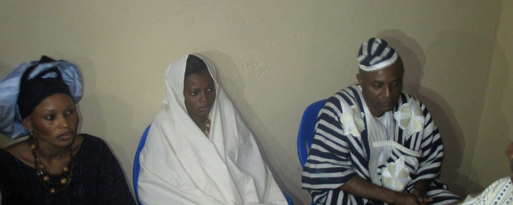 Mariage traditionnel Asaté & Kodjo