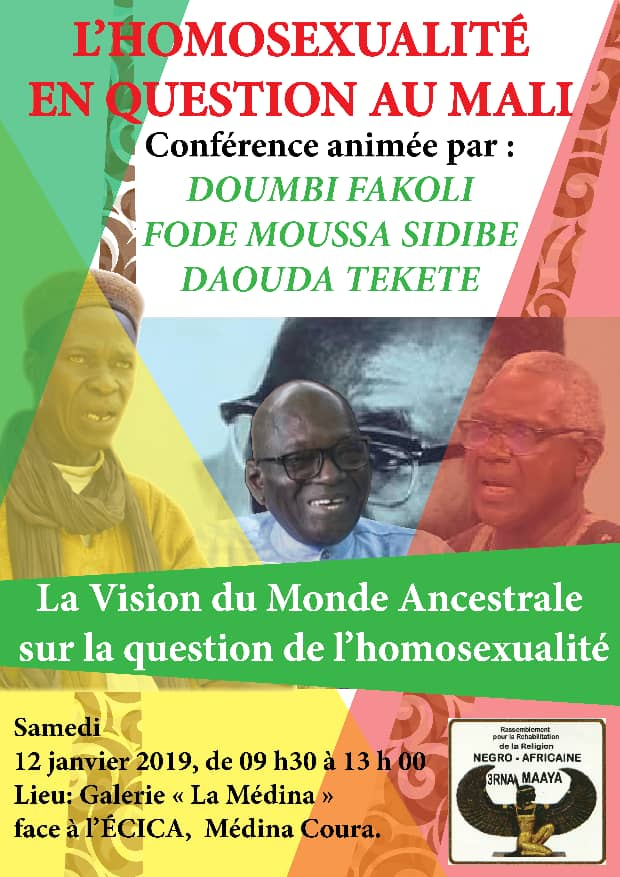 L'homosexualité en question au Mali